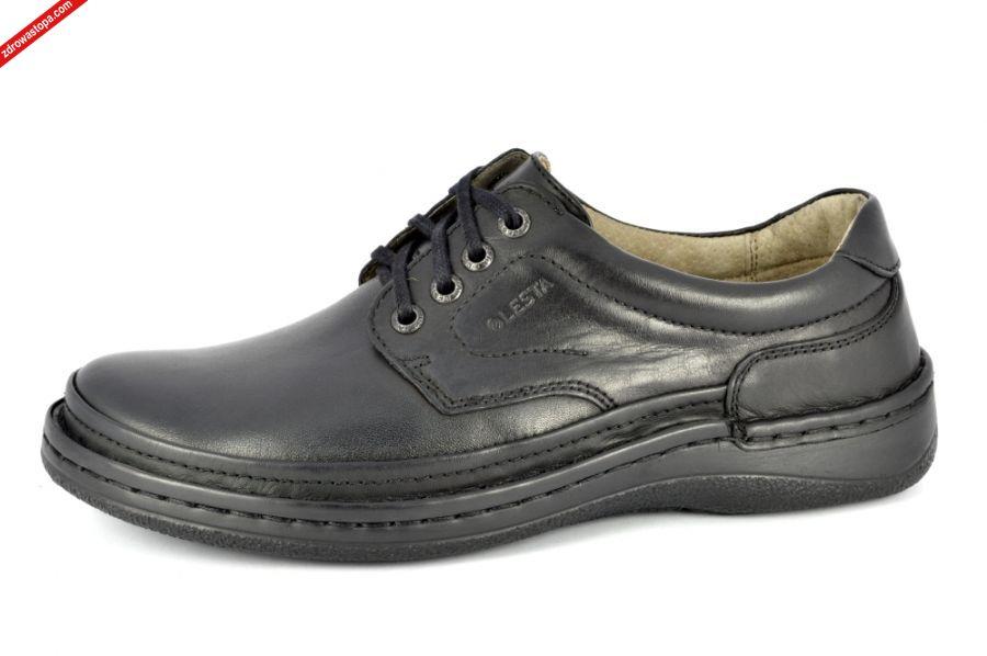 9f87644c12680 Wnętrze buta: skóra naturalna i materiał obuwniczy. Rozmiar: 40 - 45.  Dodatkowe informacje: półbuty męskie sznurowane, wykonane z bardzo miękkiej  skóry ...